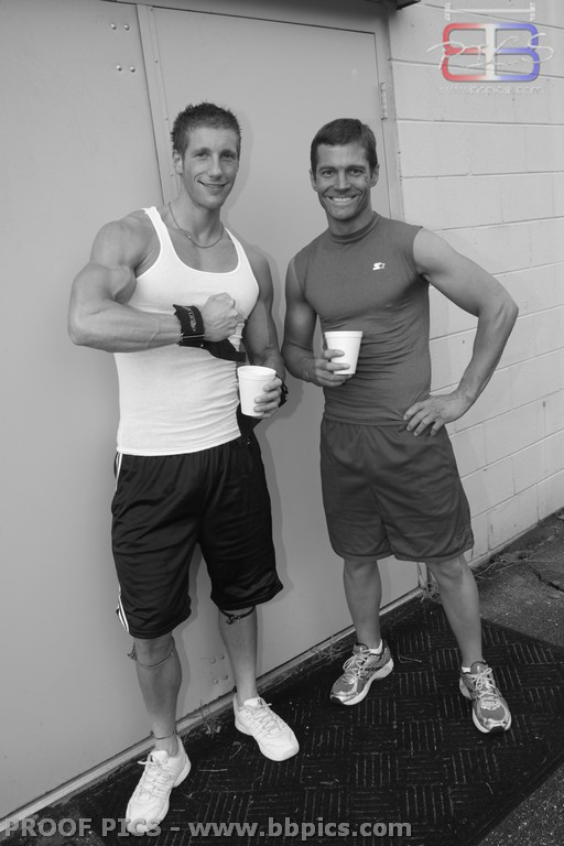 Models: (L-R) Matt M, Scott O